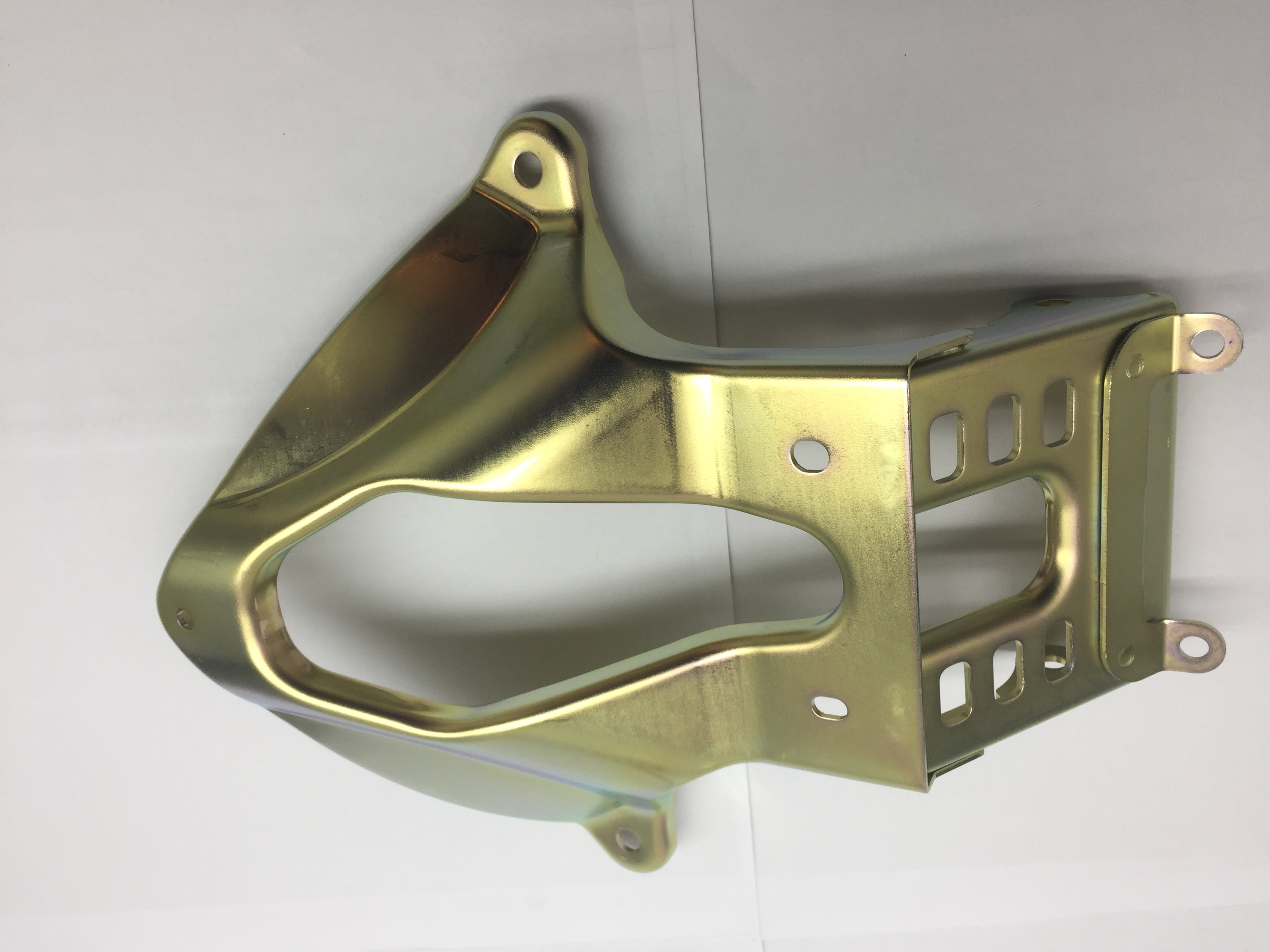 Zinc Plating Yellow